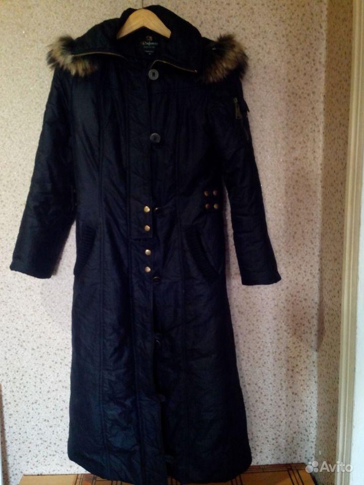 Пальто женское (на подростка, 44-детский) в Энгельсе. Объявление Пал