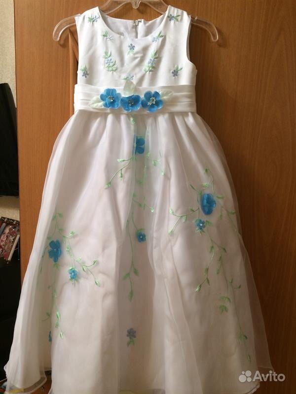 28dc1fd39e8 Объявление о продаже Нарядное платье в Республике Башкортостан на Avito. на