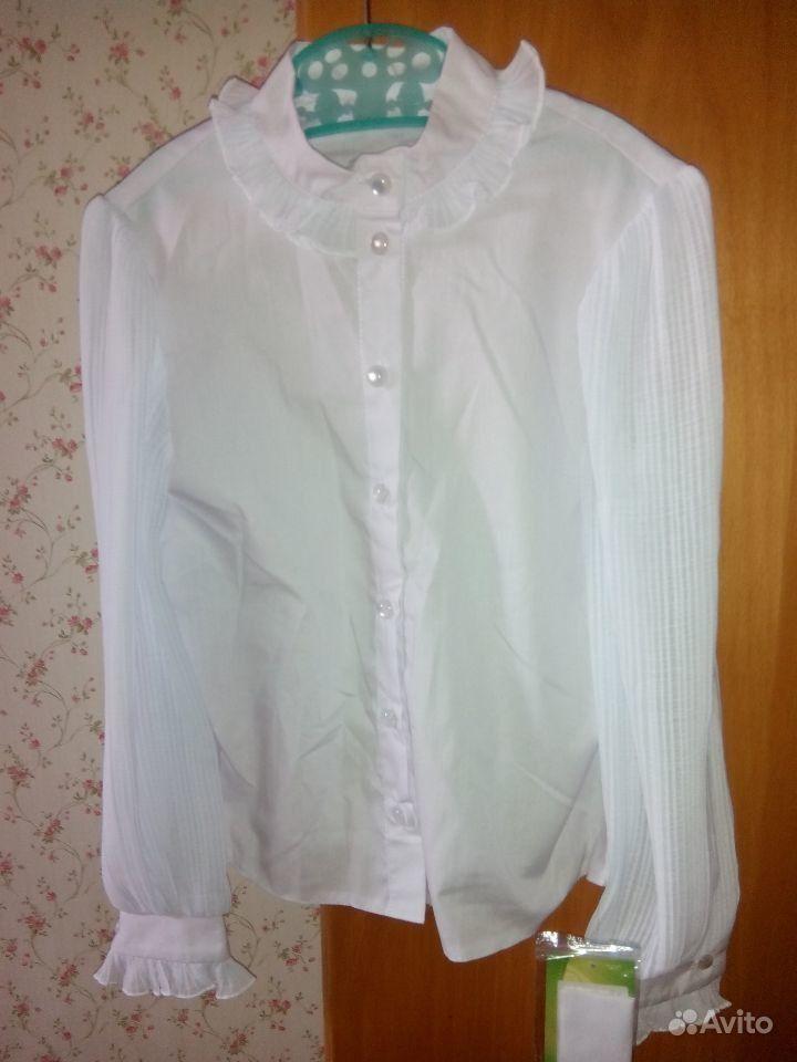 Белая Блузка Полиняла