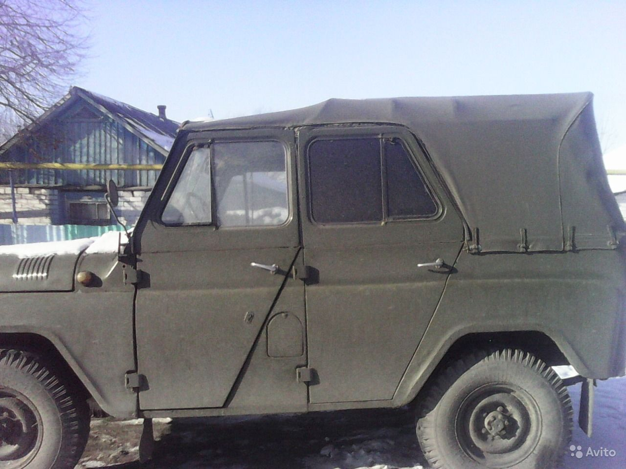 Объявление о продаже уаз 31512, 1986 в республике саха (якутия) на avito