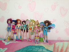 Продам всю коллекцию кукол Винкс (Winx Club). Добавить в избранное. Отдам