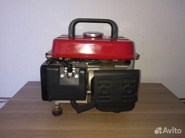 Бензиновый генератор dde gg950dc бензиновый