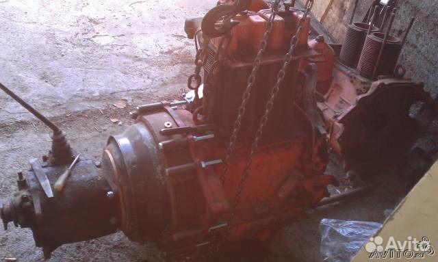 Уаз с двигателем д 21