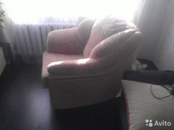 Кресло качалку  спб