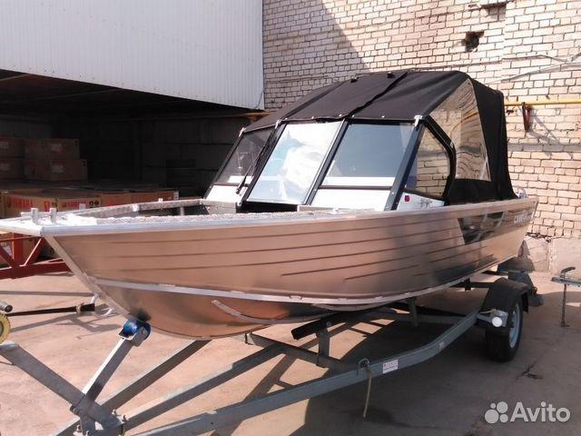 Тюнинг лодки салют 480 своими руками 93