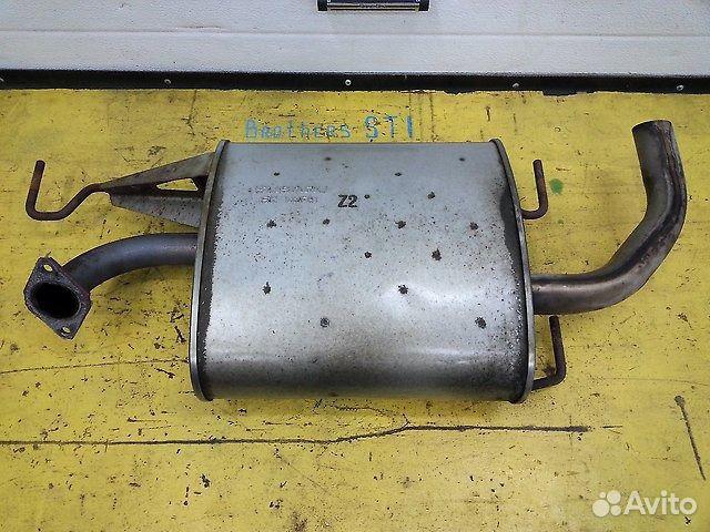 89625003353 Банка задняя Subaru Impreza, GH2, EL15