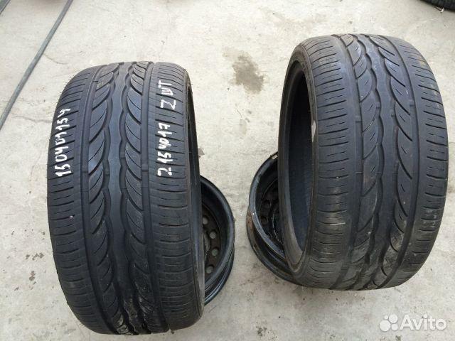Комплект колес летних на ваз 2108- 2115 износ резины 10% цена за комплект