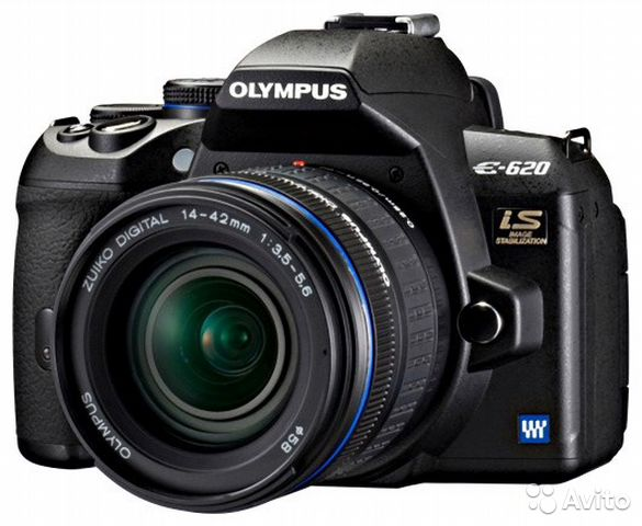 Olympus e-620 review image