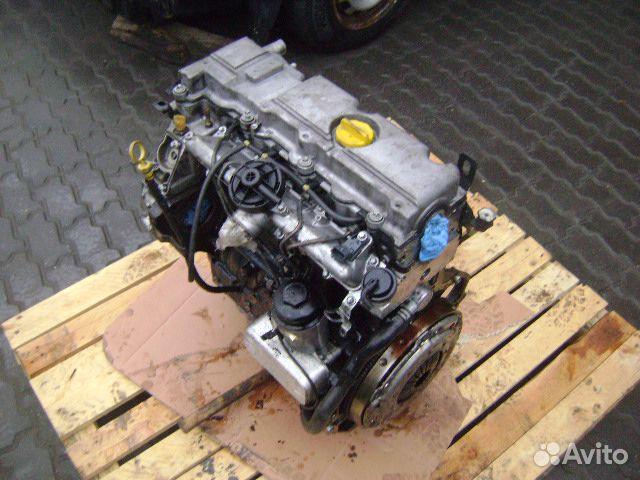 Фото двигателя опель зафира