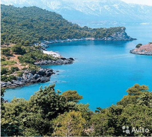 О эвия греция пляжный отдых