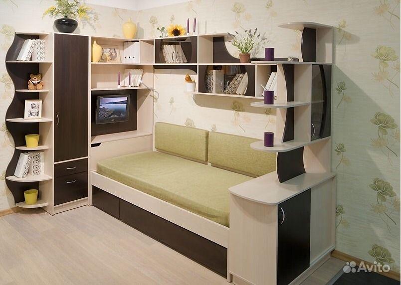 фото на подростковой мебели