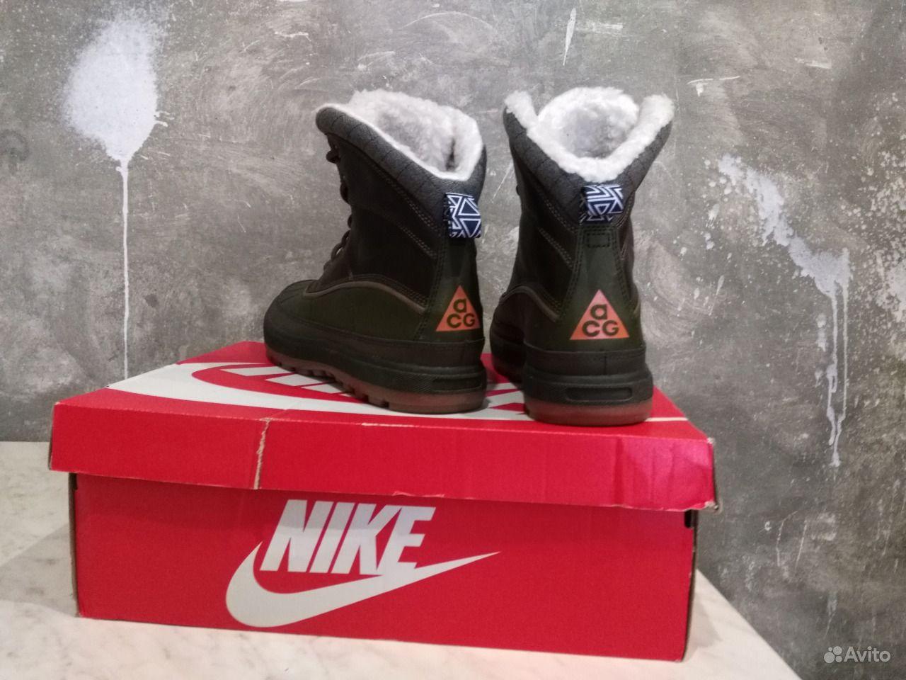 5eebfdf9 Ботинки мужские Nike acg woodside II, 46 размер | Festima.Ru ...
