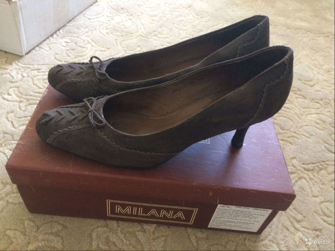 8ec74542010d Туфли новые размер 39 кожаные   Festima.Ru - Мониторинг объявлений