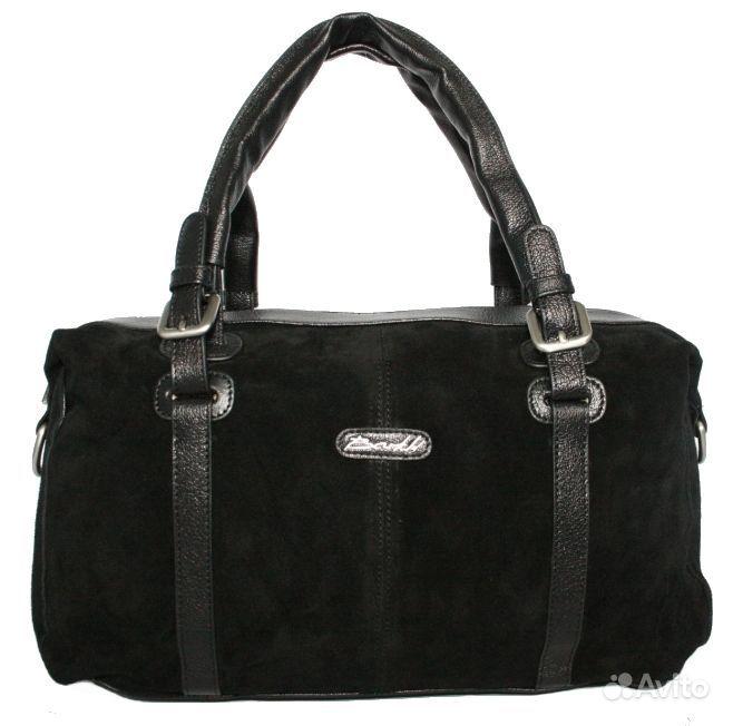 349ef33656b8 Женская кожаная сумка Barkli, цена ...