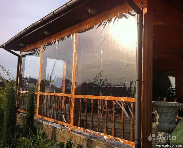 Пвх шторы для беседки, цена 360 грн./кв.м, купить в харькове.