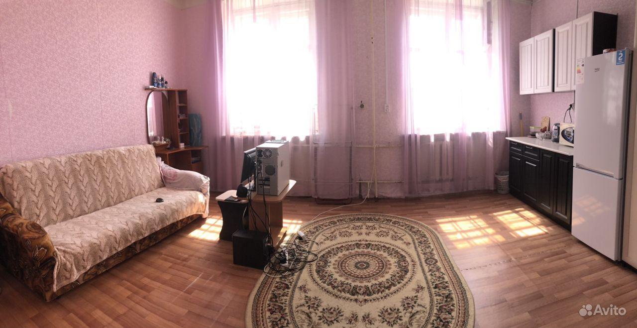 Комната 20 м² в 7-к, 2/2 эт.