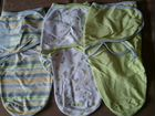 Пеленки на липучках Summer Infant Swaddleme