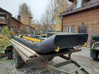 Лодка пнд, плоскодонка