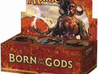 Дисплей MTG издания Born of the Gods
