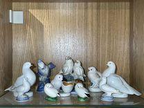 Коллекция птиц Гжель, Дулёво