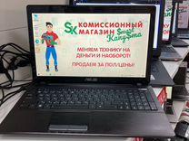 Ноутбук Asus (для учебы/работы) тб1