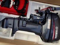 Лодочный мотор yamaha 9.9 gmhs новый