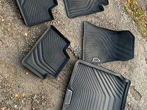 Комплект резиновых ковров для BMW G20