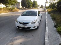 Opel Astra, 2012 г., Севастополь
