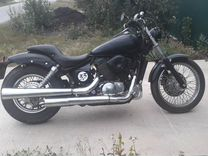 Honda Shadow Slesher 400