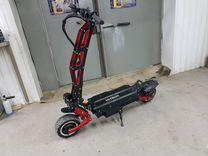 Электросамокат Ultron T128 — Мотоциклы и мототехника в Братске