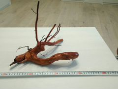 Коряги из корней плодовых деревьев