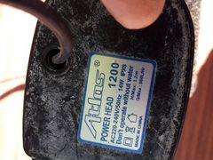 Помпа фильтр Atlas AT для аквариума