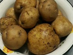 Картофель крупная домашняя