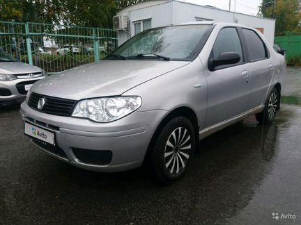FIAT Albea 1.4МТ, 2008, седан объявление продам