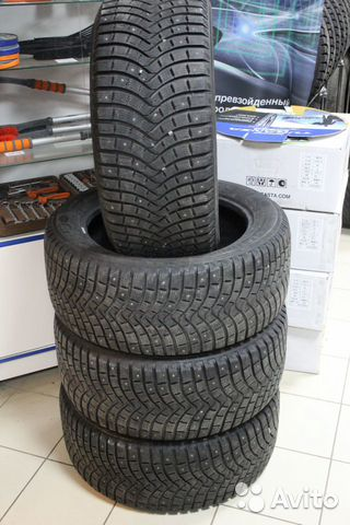 255/50/19 Michelin Latitude XIN2 (4шт)— фотография №1
