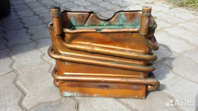 Теплообменник газовой колонки юнкерс конструкция теплообменника ниссан