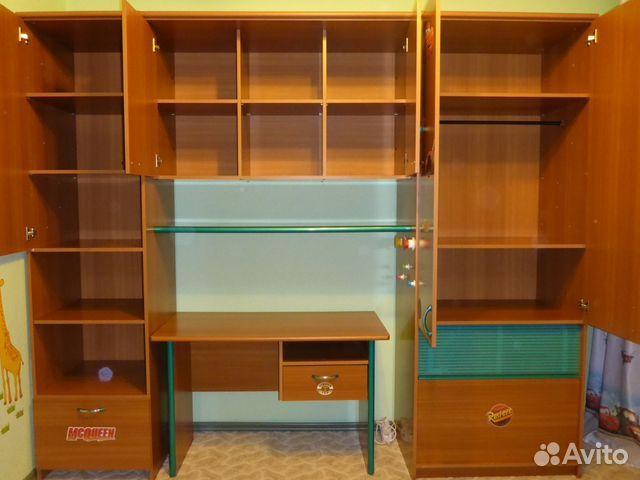 Отдам - шкафы-купе, книжные шкафы, стенки - купить шкафы и к.