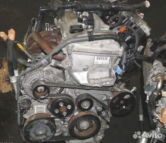 контрактный двигатель toyota rav4 1az-fe
