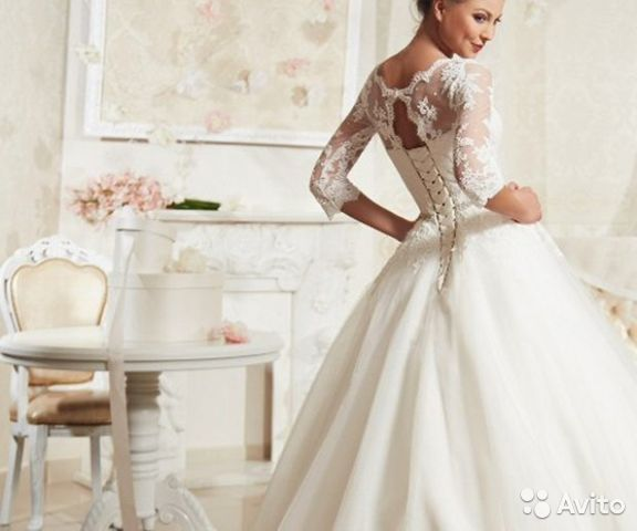 e8052adeb281958 Продам свадебное платье. Monika. Eva Utkina купить в Краснодарском ...