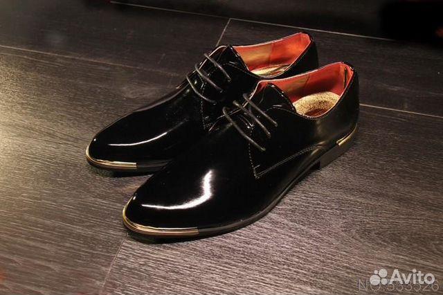 Туфли мужские купить в питере