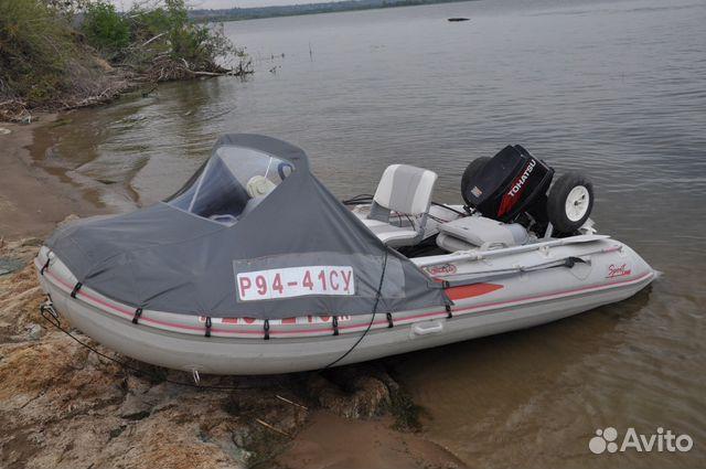 лодки поливинилхлоридный  баджер чье производство