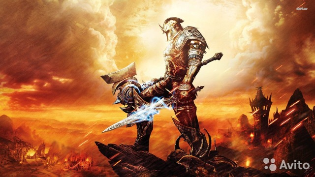 Kingdoms of Amalur Reckoning (PS3) (англ.)— фотография №1