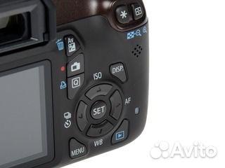 Продам Canon 1100 + EFS 18-55 mm— фотография №3