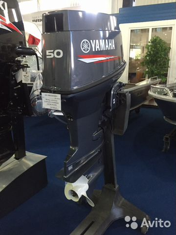 лодочные моторы yamaha 50 hmhos