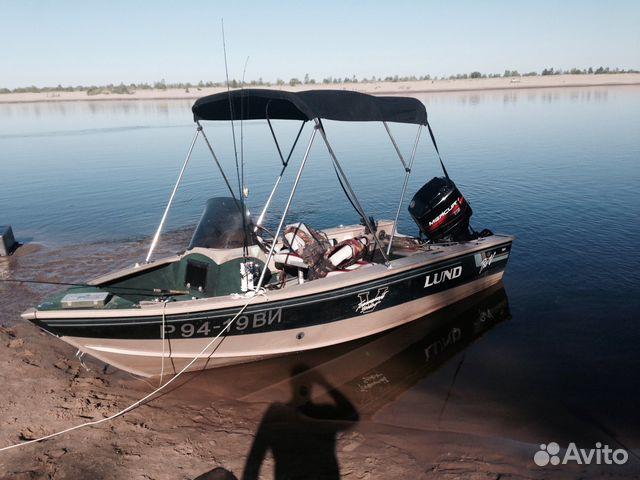 алюминиевая моторная лодка lund