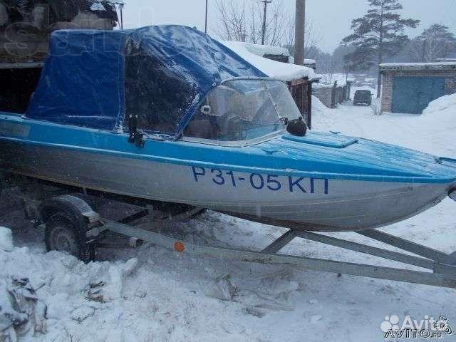 лодка казанка 5м4 купить в екатеринбурге