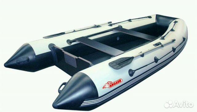лодки с килем под мотор 10 л.с