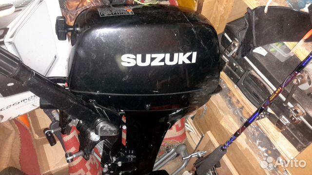лодочные моторы сузуки в мурманске купить