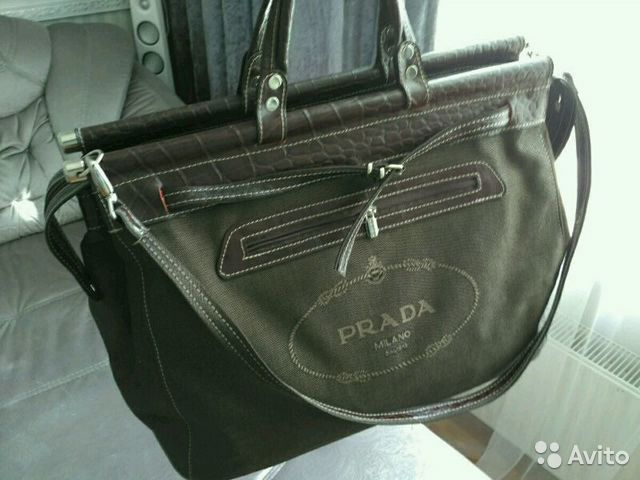 b01bfda73ba6 Сумка Prada made in Italy   Festima.Ru - Мониторинг объявлений