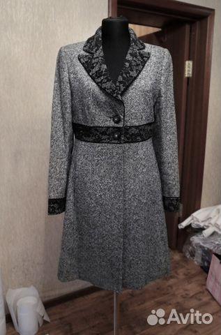 20664518cfb Демисезонное пальто купить в Москве на Avito — Объявления на сайте Авито